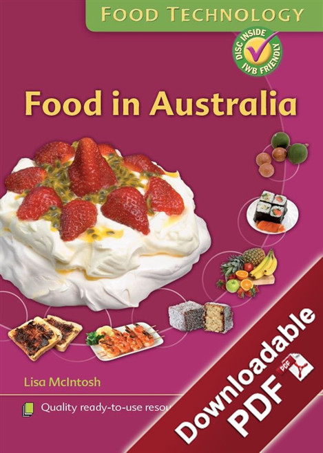 Instant Lessons - Food Technology - Food in Australia
