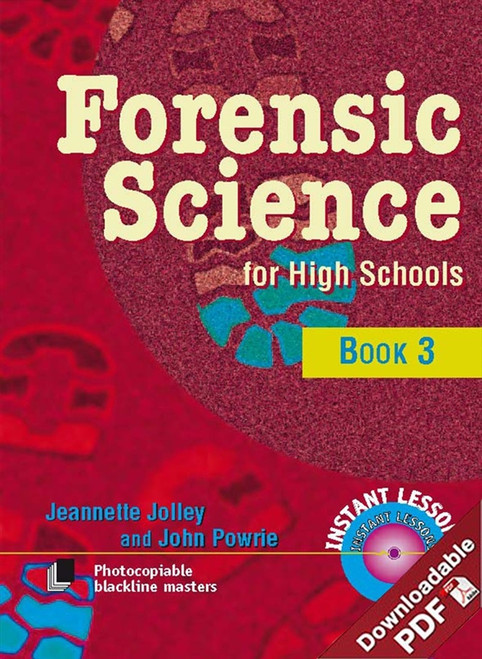 Instant Lessons in Forensic Science Book 3