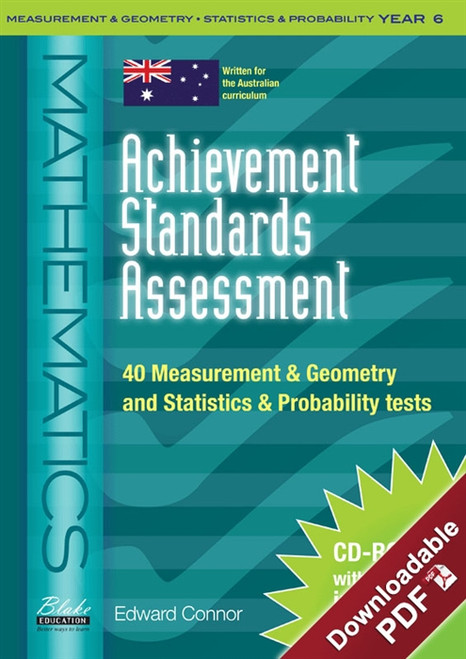 Achievement Standards Assessment: Mathematics - Measurement & Geometry and Statistics & Probability Year 6