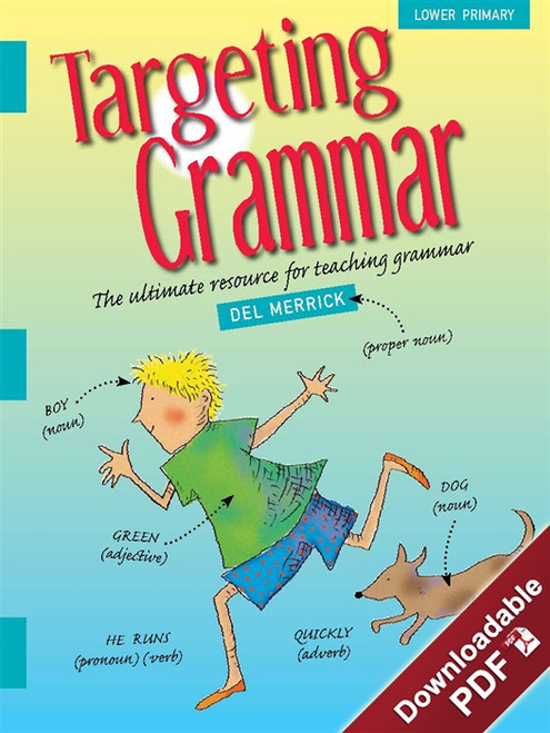 Targeting Grammar - Lower Primary