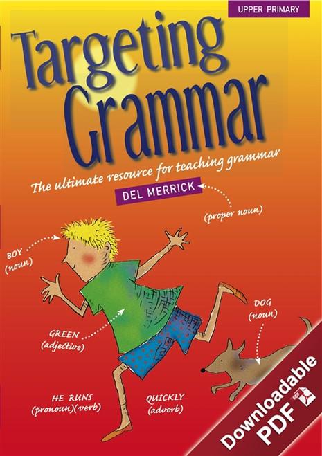 Targeting Grammar - Upper Primary