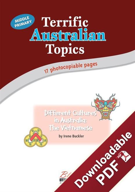 Terrific Australian Topics - Different Cultures in Australia: The Vietnamese - MP