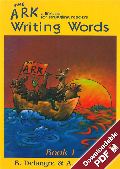 The ARK - Writing Words - Book 1