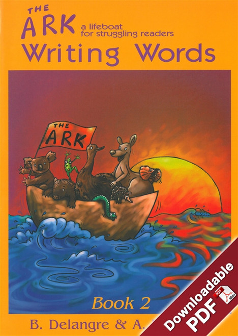 The ARK - Writing Words - Book 2