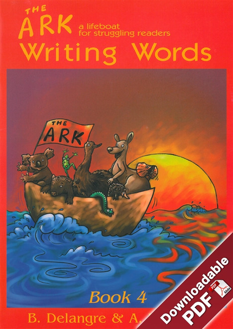 The ARK - Writing Words - Book 4