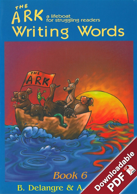 The ARK - Writing Words - Book 6