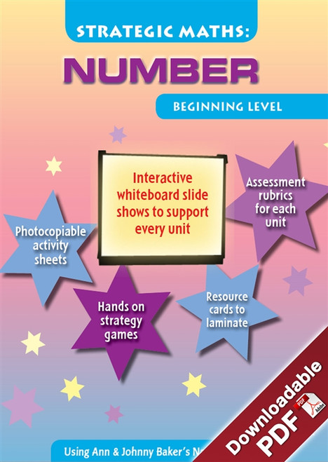 Strategic Maths: Number Beginning Level