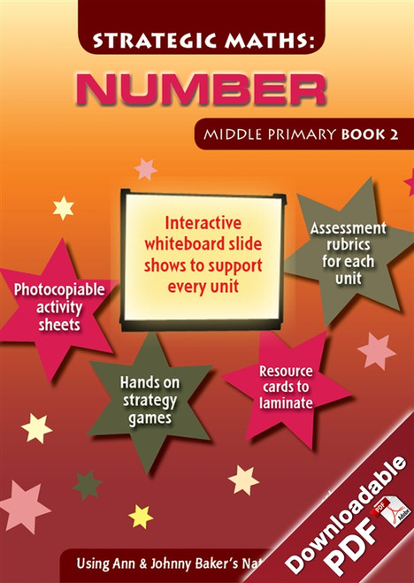 Strategic Maths: Number Middle Primary Book 2