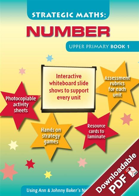 Strategic Maths: Number Upper Primary Book 1