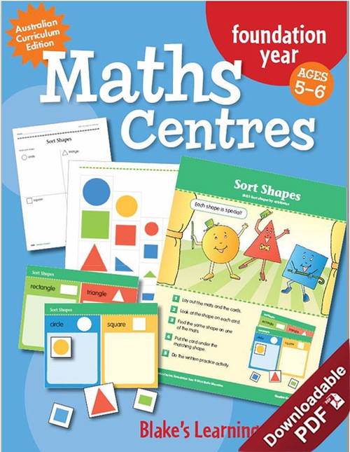 Blake's Learning Centres: Maths Foundation