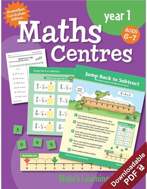 Blake's Learning Centres: Maths Yr 1