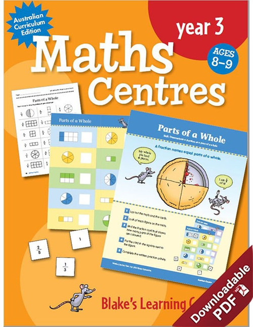 Blake's Learning Centres: Maths Yr 3
