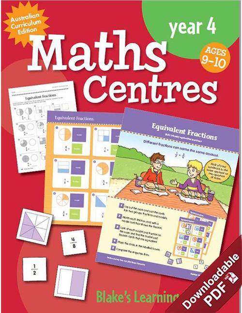 Blake's Learning Centres: Maths Yr 4