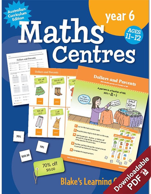 Blake's Learning Centres: Maths Yr 6