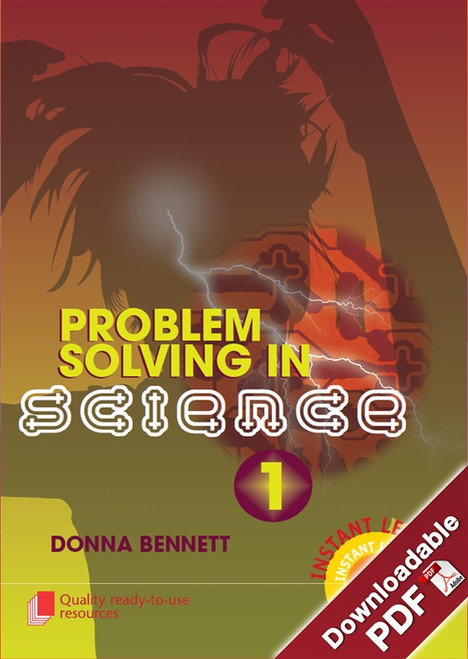 Instant Lessons - Problem Solving in Science - Book 1