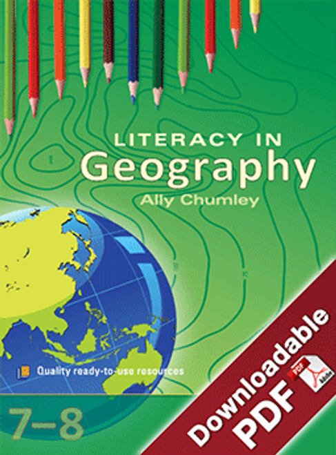 Literacy in Geography - Years 7 -8