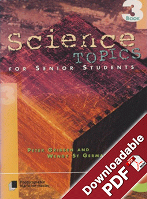 Science Topics for Senior Students - Book 3