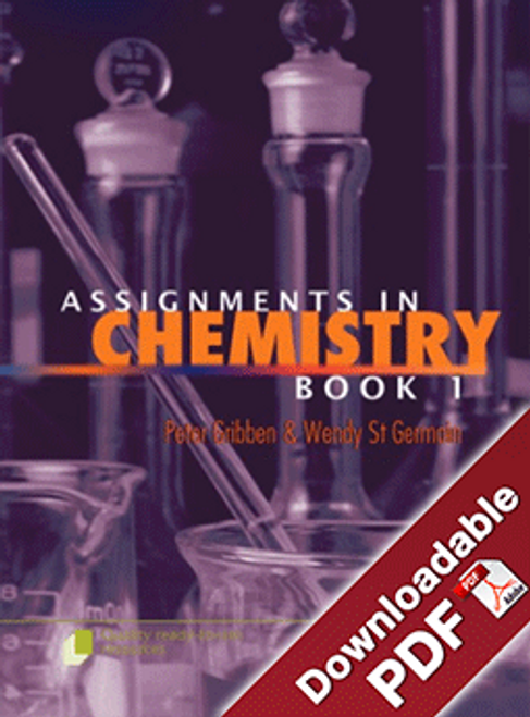 Assignments in Chemistry - Book 1