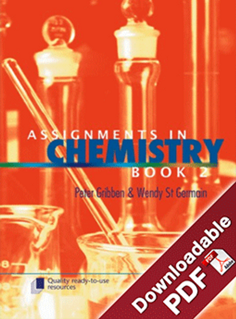 Assignments in Chemistry - Book 2