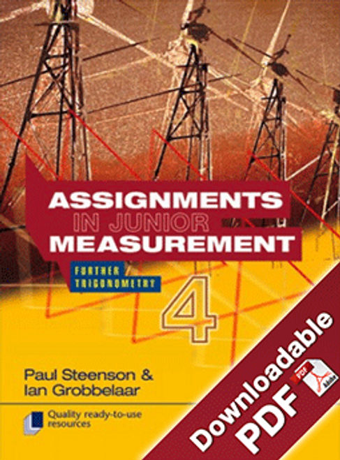 Assignments in Junior Measurement - Book 4