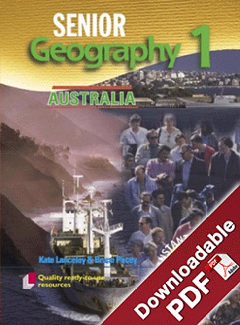Senior Geography Book 1 - Australia