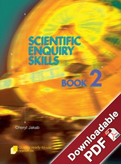 Scientific Enquiry Skills - Book 2