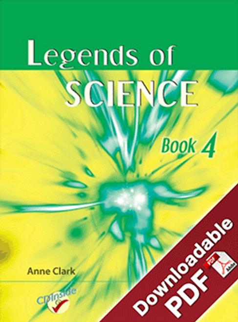 Legends of Science - Book 4