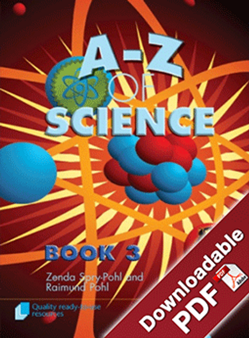 A-Z of Science Book 3