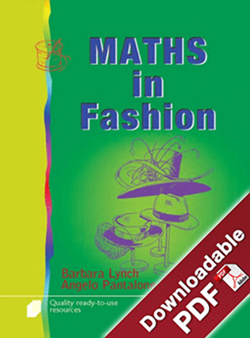 Instant Lessons - Maths in Fashion