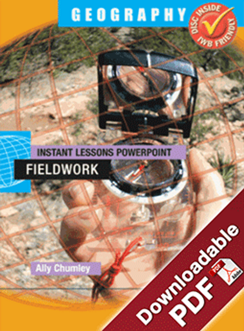 Instant Lessons PowerPoint - Geography - Fieldwork