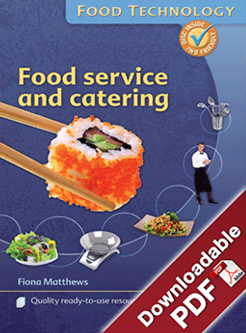 Instant Lessons - Food Technology - Food service and catering