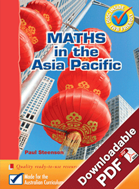 Instant Lessons - Maths in The Asia Pacific