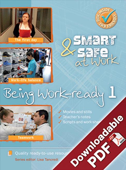Smart & Safe at Work - Being Work-ready 1