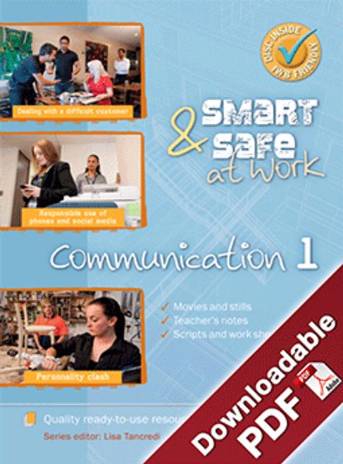 Smart & Safe at Work - Communication 1