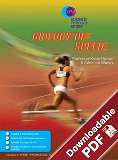 Science Through Sport - Biology of Speed