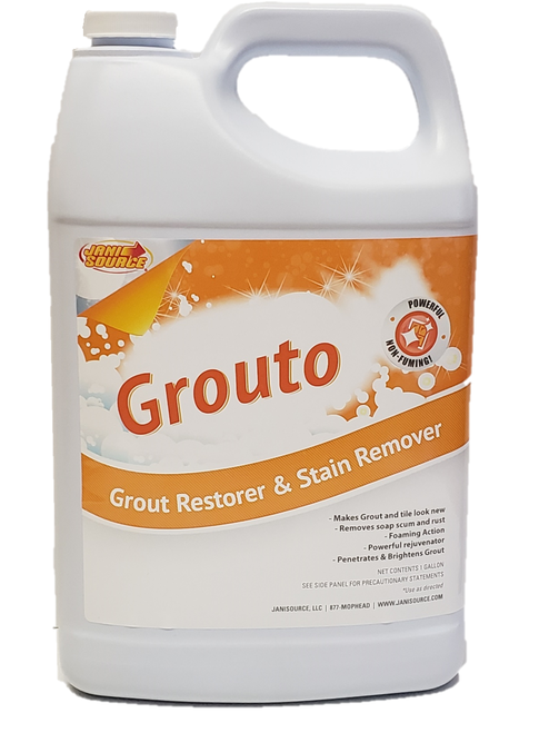 Grout Cleaners & Whiteners