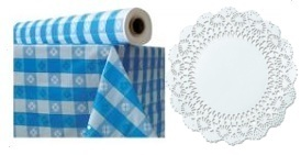 Table Covers, Placemats & Doilies