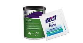 Hand Cleaning & Sanitizing Wipes