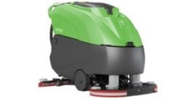 Automatic Floor Scrubber