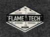 Vintage Torch Long Sleeve Shirt
