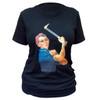 """Women in Welding"" T-Shirt (100% Donated)"
