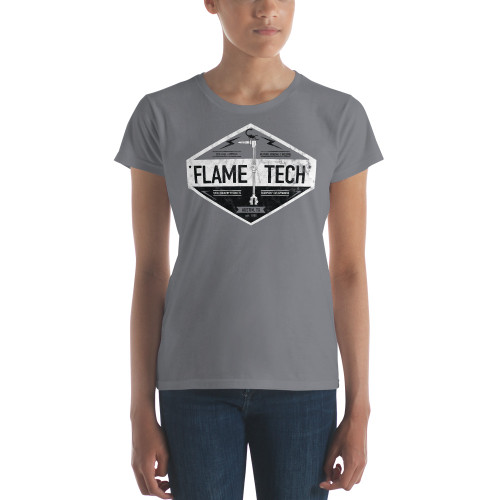 Weathered Vintage Diamond Women's T-Shirt