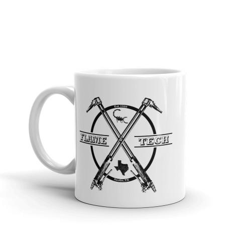 Vintage Torch Mug