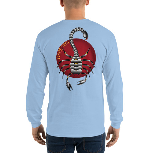 American Traditional Long Sleeve Shirt