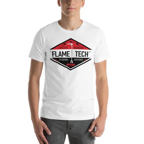 Vintage Diamond Short-Sleeve T-Shirt