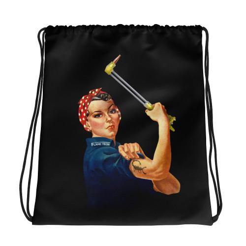 """""""ROSIE"""" Drawstring bag"""