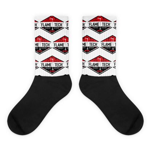 Vintage Diamond Socks