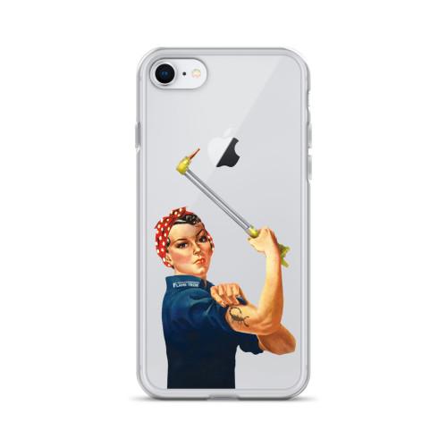 Rosie iPhone Case