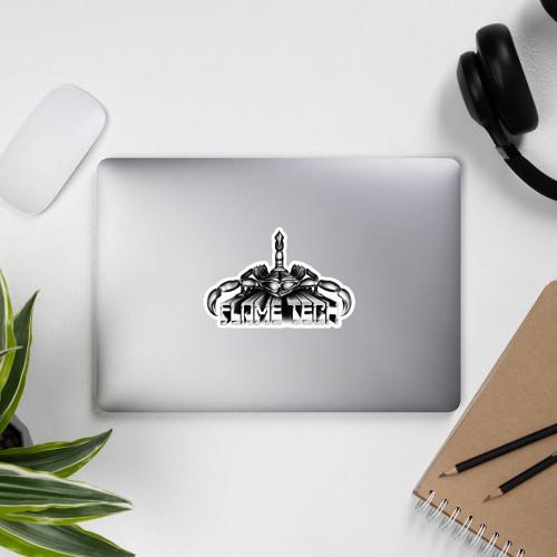 Rock Scorpion Kiss Cut Stickers