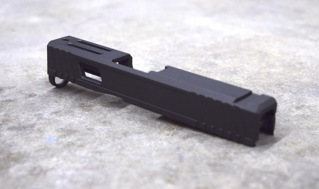 [RSNL] Slide for Glock 43 9mm Armor Black